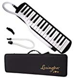 Aileen Lexington 32 Piano Keys Melodica with Carrying Case Includes 1 Short and 2 Long Mouthpieces