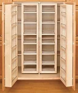 Rev A Shelf 57 Swing Out Pantry Kit Organizer