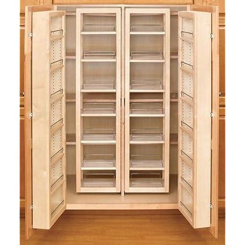 Wood Pantry Shelves: Amazon.com