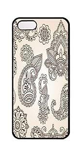 Design Hard Customized case Of case iphone 5s blue - Details about Wooden Aztec Calendar