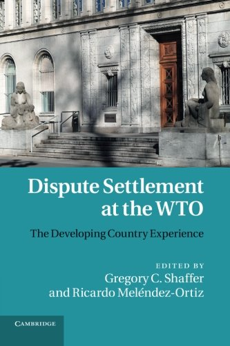 Download Dispute Settlement at the Wto: The Developing Country Experience ebook