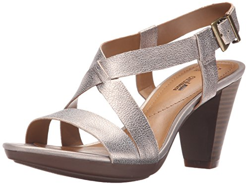 Picture of Clarks Women's Jaelyn Fog Dress Sandal