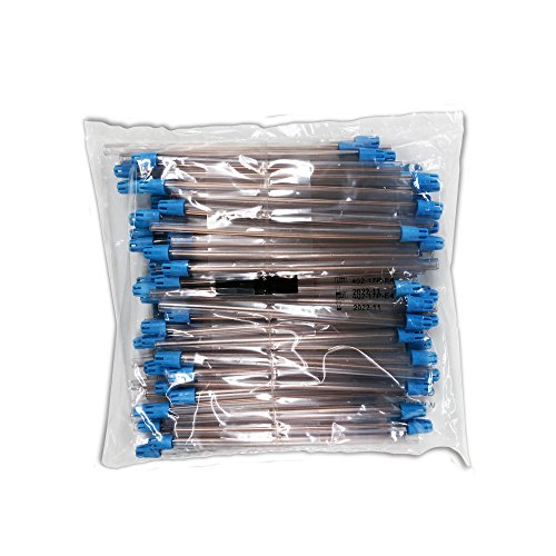 Saliva Ejectors, Clear (Case of 1000), Made In Italy by PlastCare USA (Image #4)'