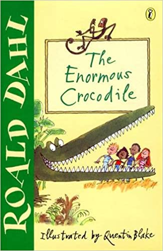 Image result for roald dahl the enormous crocodile