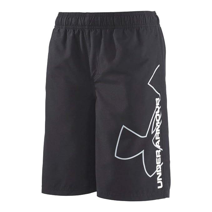 5b076673 Under Armour Boys' Volley Fashion Swim Trunk