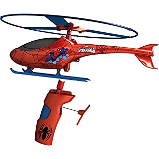 Improkamp Musik Marvel Spiderman Rescue Helicopter, Red/Blue