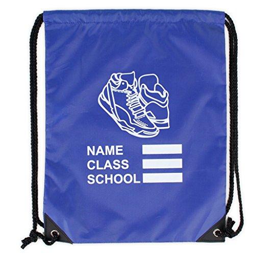 mejor ni gimnasio impermeable bolsa unisex azul para La de escolar os dgx8wdZq