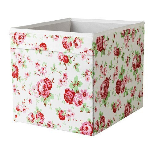 Ikea Box in Cath KIDSTON ROSALI Design - FITS EXPEDIT Shelving Units, 2x69x34 Drona