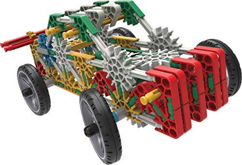 51uofMxdBhL - K'NEX Imagine – Power and Play Motorized Building Set – 529 Pieces – Ages 7 and Up – Construction Educational Toy