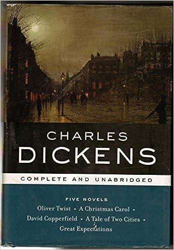 CHARLES DICKENS NOVELS PDF DOWNLOAD