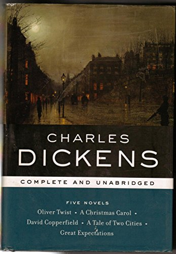 charles-dickens-five-novels-complete-and-unabridged