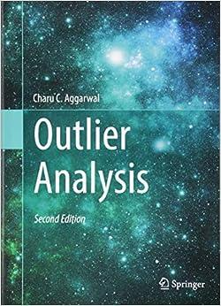 Outlier Analysis por Charu C. Aggarwal