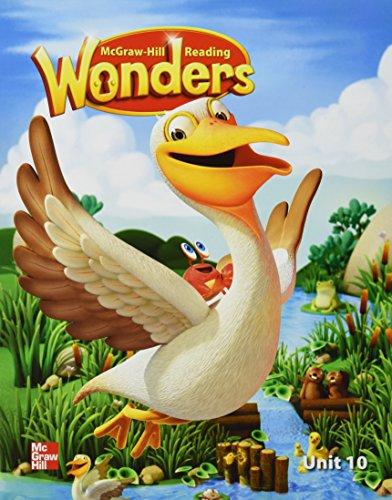 Reading Wonders Reading/Writing Workshop Volume 10 Grade K (ELEMENTARY CORE READING)