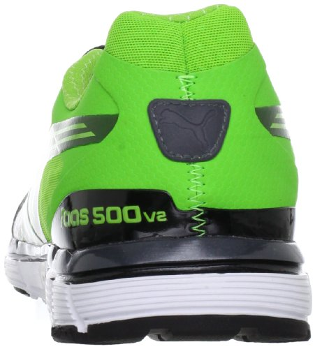 PUMA Laufschuhe Neutral Faas 500 v2 Men's turbulence/jasmine green/black