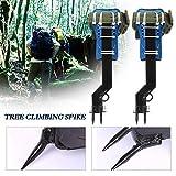 TWSOUL Tree Climbing Spike, 1 Gears Tree Climbing