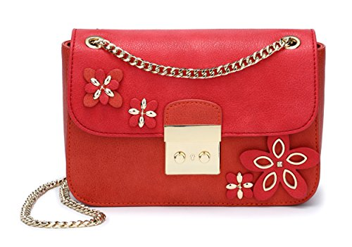 Deerword Womens Handbags Shoulder Bags Handbags Totes Handbags With Leather Handle Bordeaux