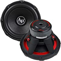 Audiopipe TXXBD2W18D2 18 SubWoofer Dual 2 Ohm 3000W Max Double Stacked Magnet