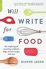 Will Write for Food Paperback