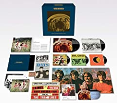 THE KINKS ARE THE VILLAGE GREEN PRESERVATION SOCIETY 50th ANNIVERSARY SUPER DELUXE BOX SET - 2018 REMASTER This lavishly packaged super-deluxe box set is part of the BMG 'Art Of The Album' series, which focuses specifically on high quality, b...