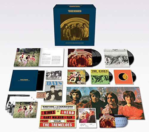 The Kinks Are The Village Green Preservation Society (Deluxe - Green Memorabilia