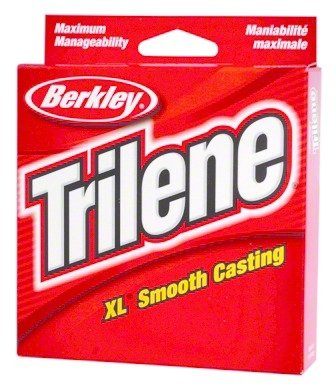 Clear Line Fishing (Berkley Trilene XL Smooth Casting Monofilament Service Spools (XLPS6-15), 110 Yd, pound test 6 - Clear)