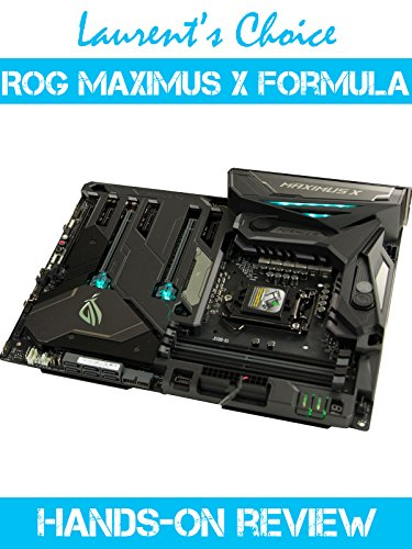 Review  Rog Maximus X Formula   Hands On Review