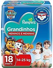 Fralda Pampers Grandinhos Patrulha Canina