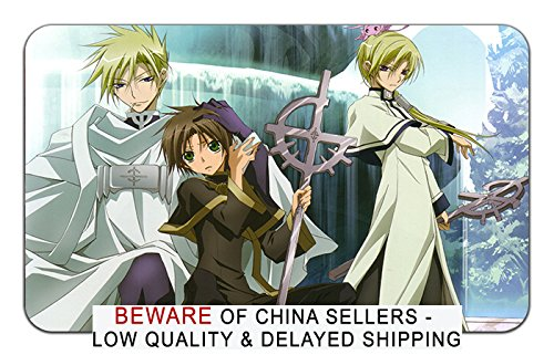 07 Ghost Mousepad Anime Mousepad Ghost Playmat (24