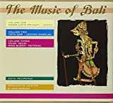 The Music of Bali 3 CD Boxed Set