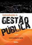 capa de Introdução à Gestão Pública