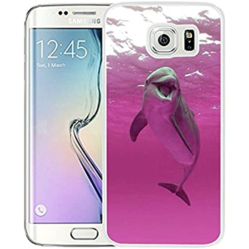 Galaxy S7 Case Dseason Samsung Galaxy S7 Hard Case, High Quality Fashionable Protector Pink dolphins Sales