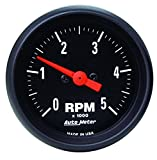 Auto Meter 2697 Z-Series In-Dash Electric Tachometer