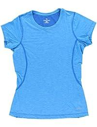 Womens Endurance Athletic T Shirt Blue