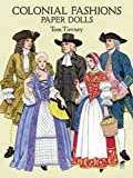 Colonial Fashions Paper Dolls (Dover Paper Dolls)