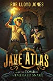 img - for Jake Atlas and the Tomb of the Emerald Snake book / textbook / text book