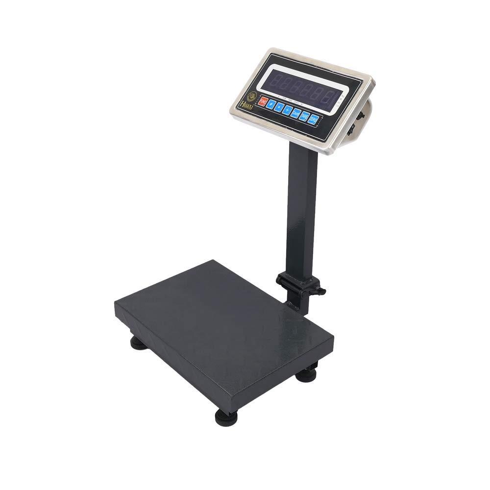 PrimeMatik - Balanza industrial de plataforma 24x34 cm báscula 60 Kg product image