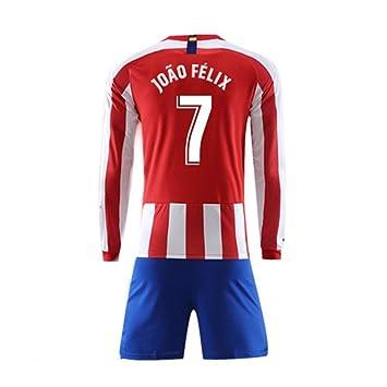 Traje de fútbol de Manga Larga del Jersey de fútbol Set-João ...