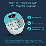5 in 1 Foot Spa/Bath Massager with Tea Tree Oil
