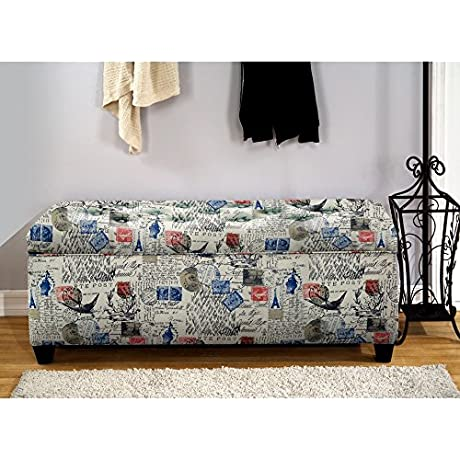 Sole Designs The Sole Secret Arctic Price Natural Shoe Storage Bench Large