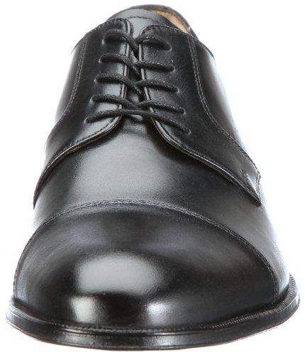 Florsheim KENT 14221-01 - Zapatos clásicos para hombre Negro
