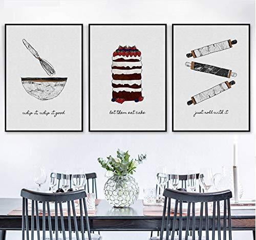 NNN1223 Postre nórdico Casa Pastelería Pastel Decorativo ...