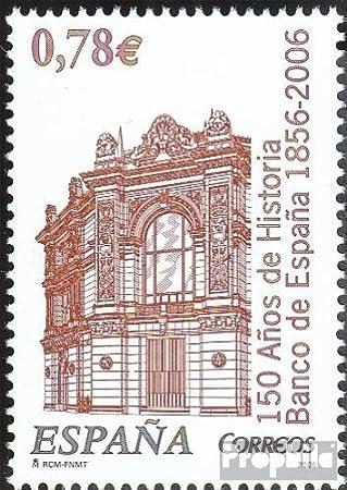 Prophila Collection España 4101 (Completa.edición.) 2006 150 años Banco de Espana (Sellos para los coleccionistas): Amazon.es: Juguetes y juegos