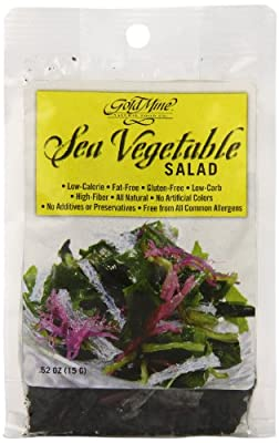 Gold Mine Sea Vegetable Salad, 0.52 Ounce from Gold Mine