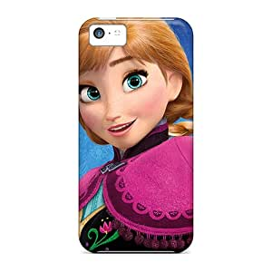 RobertWood Scratch-free Phone Cases For Iphone 5c- Retail Packaging - Anna In Frozen