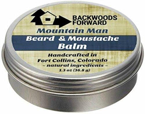 Mountain Man Beard and Moustache Balm