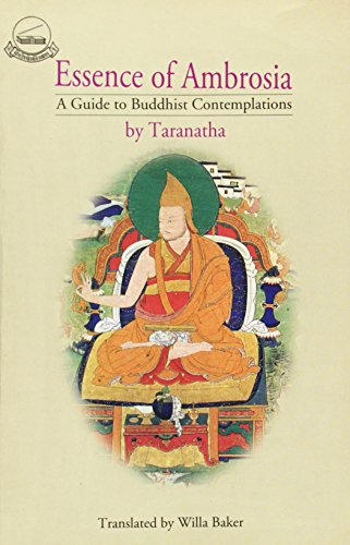 - Essence of Ambrosia A Guide to Buddhist Contemplations