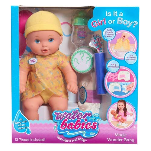 Water Babies Magic Wonder Water Baby (Doll Water Baby)