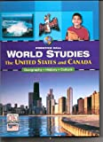 World Studies: the United States and Canada, Jacobs, Heidi Hayes, 0131816535