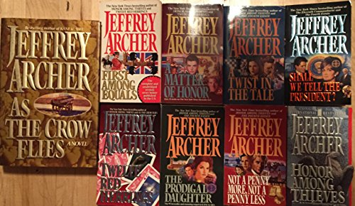 Jeffrey Archer Novels Pdf