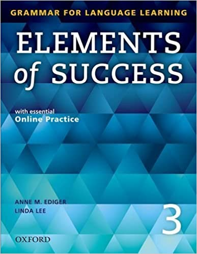 Book Elements of Success Student Book 3 Student edition by NA (2014)
